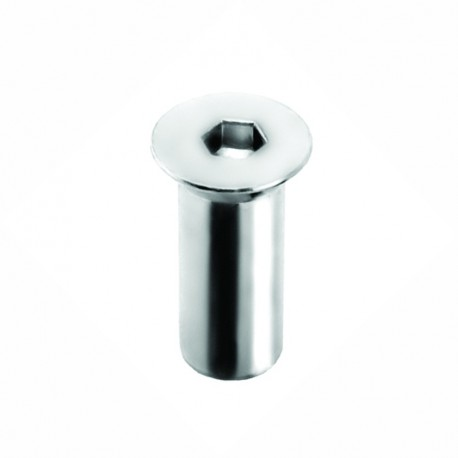 COUNTERSUNK CAP NUTS TYPE RS